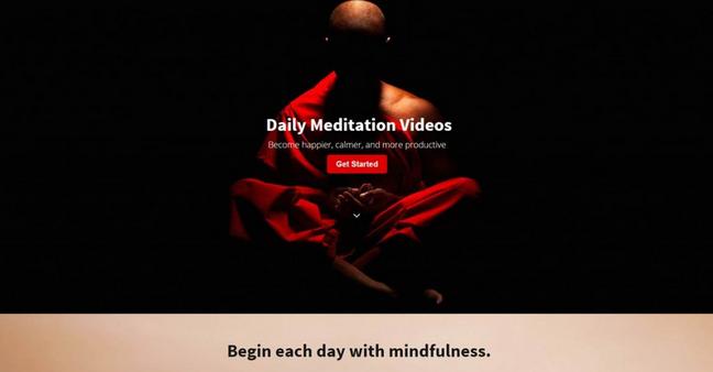 daily meditation videos