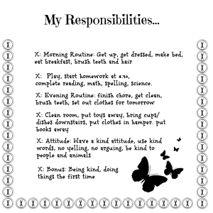 accountability system for kids