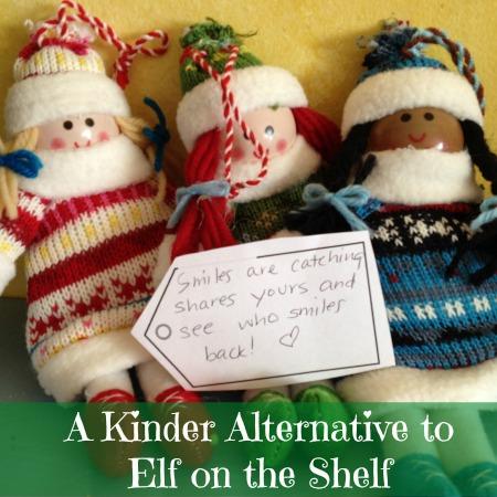 alternative to elf on the shelf
